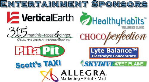 Entertainment Sponsors